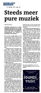 soundsofmusic in dvhn 27 okt 2015