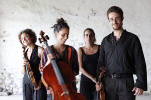 Quartetto Maurice & Diamanda Dramm