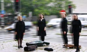The Stolz Quartet Razende Stilstand