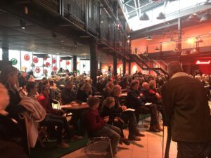 SPOT/De Oosterpoort, Cafe