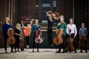 Cello Octet meets