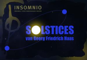 Solstices in het donker